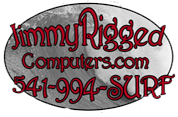 for the best computer repair, networking, or web design jimmyriggedcoimputers has you covered.