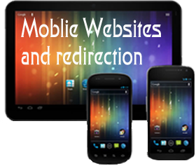 cell phone website design